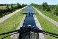 Royal Canal Greenway IP CCTV system